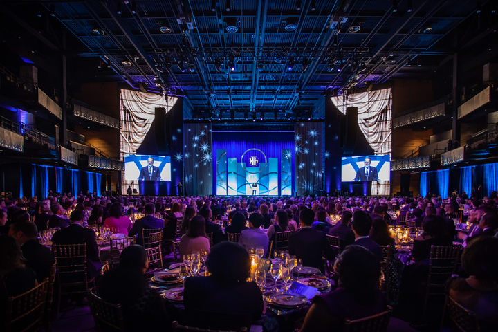 The Dufour Collaborative produced the Elizabeth Dole Foundation's Heroes and History Makers Gala on October 23, 2019, at The Anthem in Washington, DC. The annual 800-attendee gala raises critical funds for the Elizabeth Dole Foundation's Hidden Heroes Campaign, a bipartisan effort to support military veterans and their caregivers. More than 500 people collaborated to execute the 2019 gala, which honored former First Lady Michelle Obama and was emceed by Savannah Guthrie.