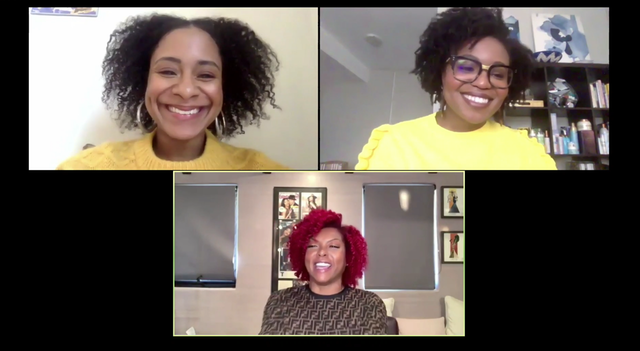 During Allure's 2020 Best of Beauty Awards virtual event series, Taraji P. Henson chatted about her new haircare line.